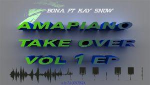 Amapiano Take Over Vol 1