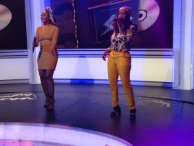 HARMONIC SQUARED GIVES A EPIC PERFORMANCE & INTERVIEW ON MORNING LIVE SABC2