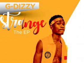 G-Dizzy, 'Strange: The EP'