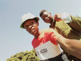 Amapiano small weekend Flame boy casi & Abinton