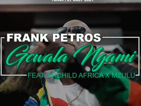 Frank Petros releases a new music video