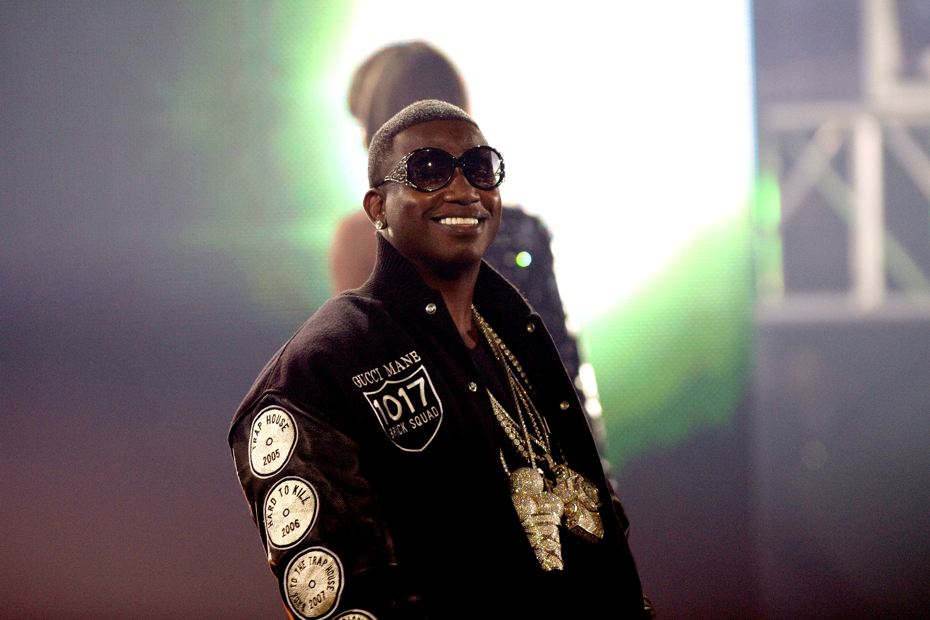 Gucci Mane Drops New 'On Me' Song Ft. Tupac [Listen] 010516 Video BET Breaks Gucci Mane Gucci Mane Performs Hip Hop Awards