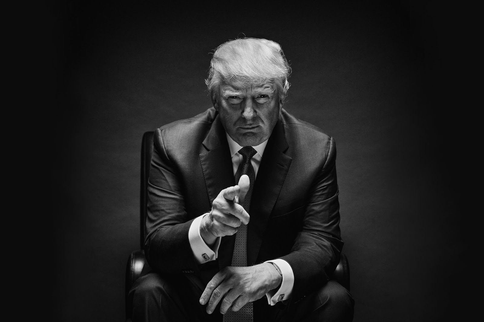 Donald Trump Has Just Become The 45th President Of The United States [Hype] 04trump1 opener superJumbo
