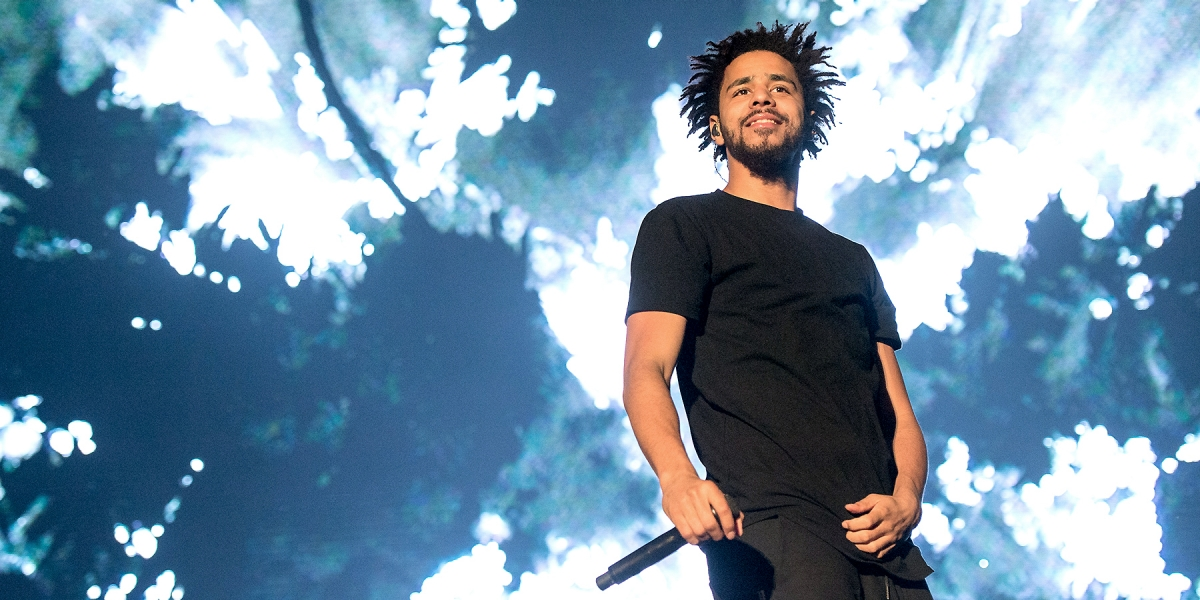 J. Cole's '4 Your Eyez Only' Hits Gold Featureless 122216 music j cole performs
