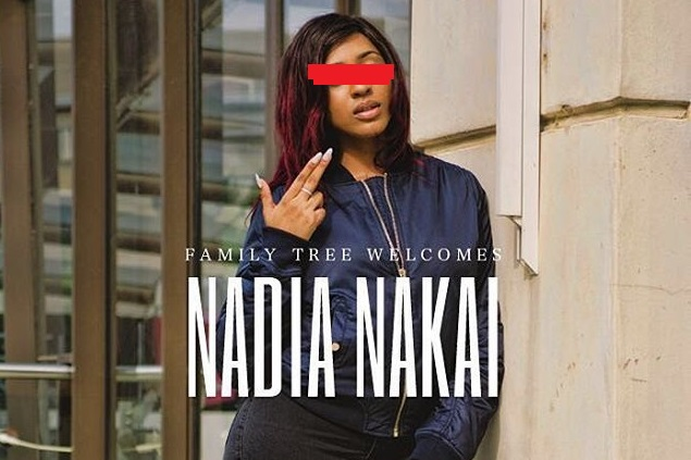 Nadia Nakai Joins Family Tree/Download Her New 'Money Back' Joint. 12750204 1660301257551955 982201870 n 1