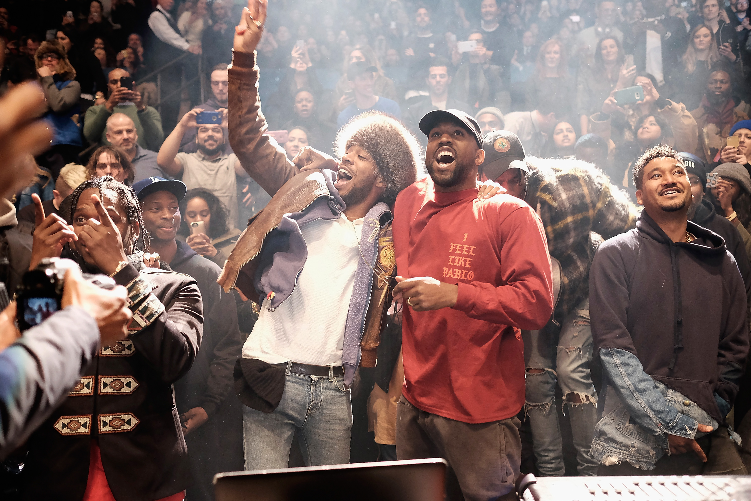 Kanye West & Kid Cudi Beefing? [Watch] 1461427224 244ecfc5fb551bc33e72c676f7012ecd