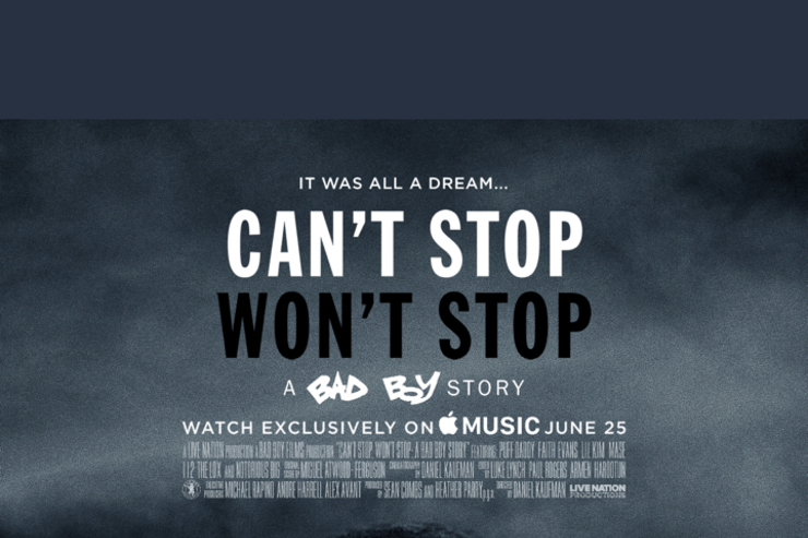 "Diddy Drops Official Trailer for Upcoming ""Can't Stop Won't Stop: A Bad Boy Story"" Movie [Watch] 1495423875 05c641f637f2bc73681ccec2d658923f"