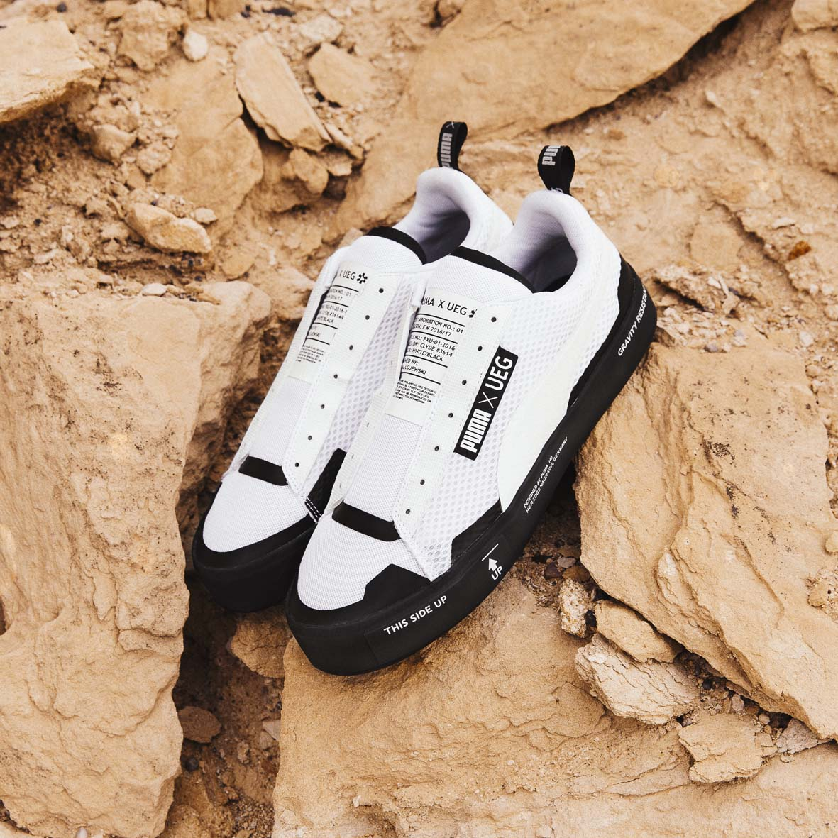 PUMA & UEG Launch Debut Collection For AW16 [SneakPeak] 16AW BTL SP SELECT UEG 22lo