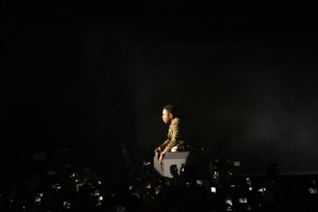 Kendrick promises to come back to SA after stellar performance! 21