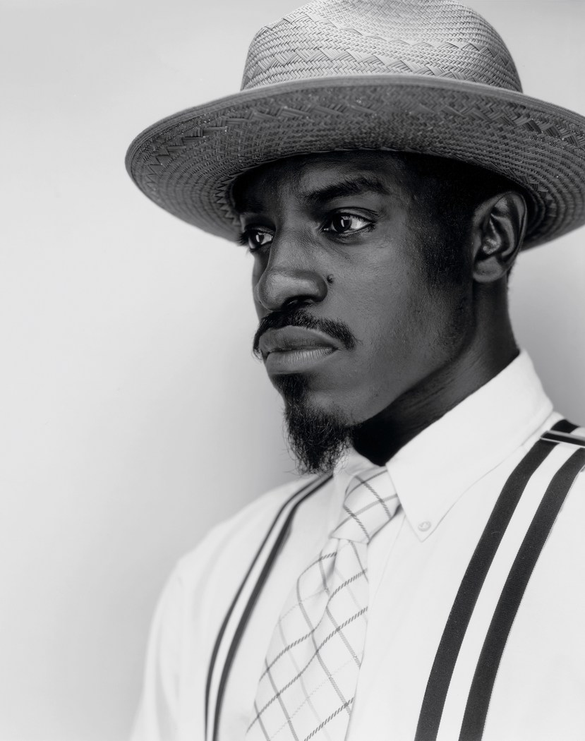Andre 3000: A Class Act (Opinion Piece) 3000