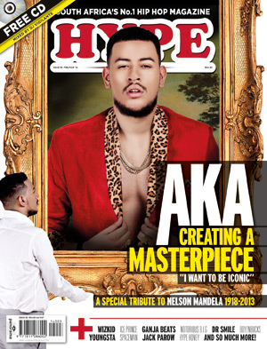 Win tickets to exclusive HYPE Party with AKA! 59HYPE Cover 1