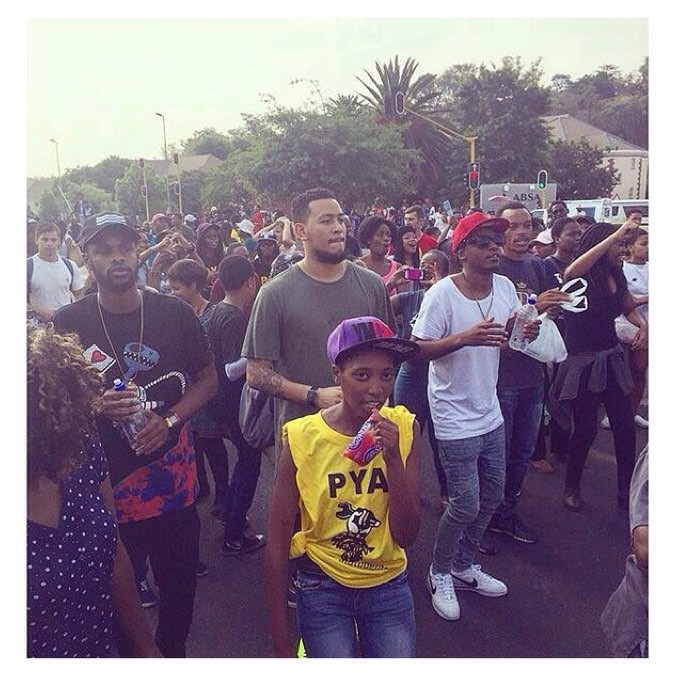 AKA, Kid X, Dimplez & More Speak Out In Support #FeesMustFall Protests 6tag 1281866045 1100758566724196985 1281866045