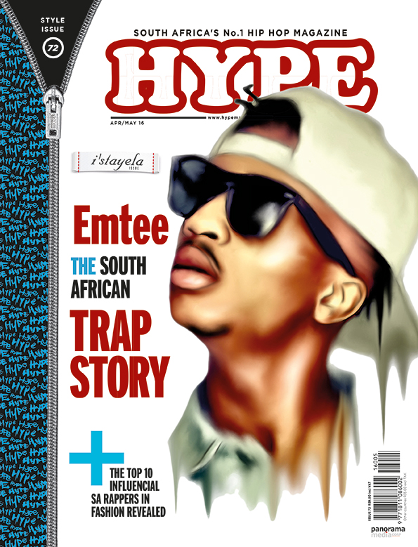 411 With JOSHIFLYBOI On Illustrating the Issue #72 HYPE Cover 72HYPE cover 1 1