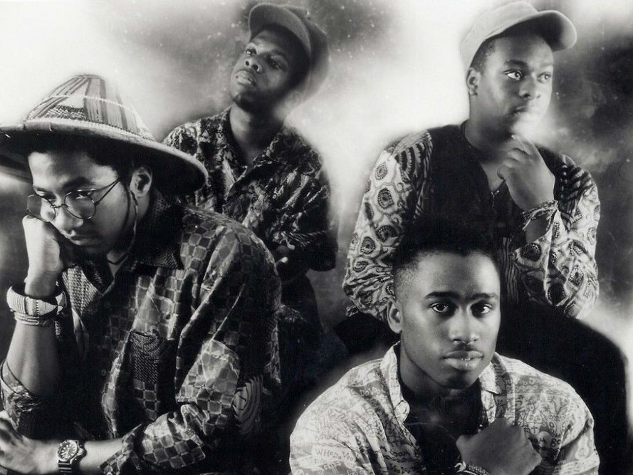 A Tribe Called Quest's Final Album Will Be The Group's First No. 1 Album In Over 20 Years [Listen] A Tribe Called Quest 2 889x667
