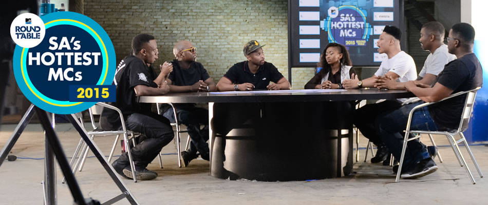 MTV Base SA Hottest MCs 2015 Panel Revealed Base