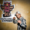 B-boy Benny takes Red Bull BC One South Africa cypher! Benny Portrait 100x100