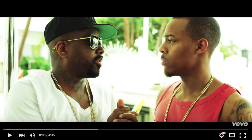 Bow Wow Sings In His New Video With Jermaine Dupri Bowwow