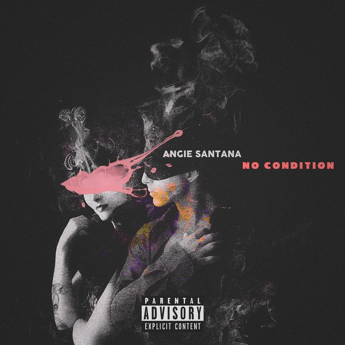 Listen To Angie Santana's 'No Condition' Song C1e8F0cWEAQtX3q