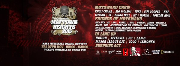 Priddy Ugly & K2 Join Maftown Heights Line-Up CT8cJ7iUAAAZ  K