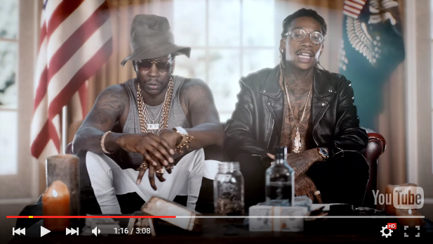 2Chainz Releases 'A Milli Billi Trilli'Ft Wiz Khalifa On New Video CW2