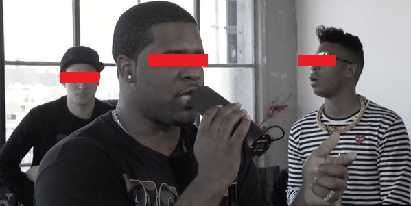 Watch A$AP Ferg, Your Old Droog & Wiki Freestyle On Live Instrumentals Ccjt0CzWwAAPc7G