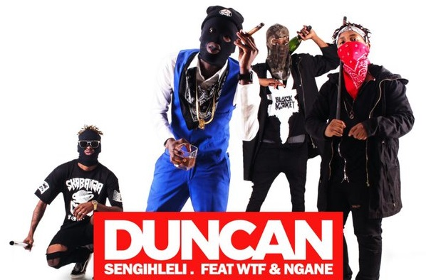 Listen To Duncan's New New 'Sengihleli' Joint Ft. WTF & Ngane CetC2uIWwAAk74 1 1