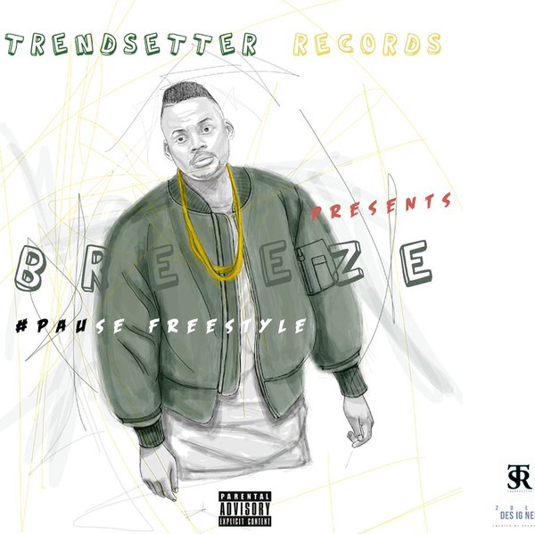 Breeze Lyrically Slays In New 'Pause Freestyle'.Listen CgE02BTWQAA31Pd