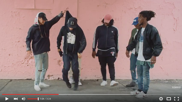 Chance the Rapper & Towkio Get Down In New 'Clean Up' Video Chance