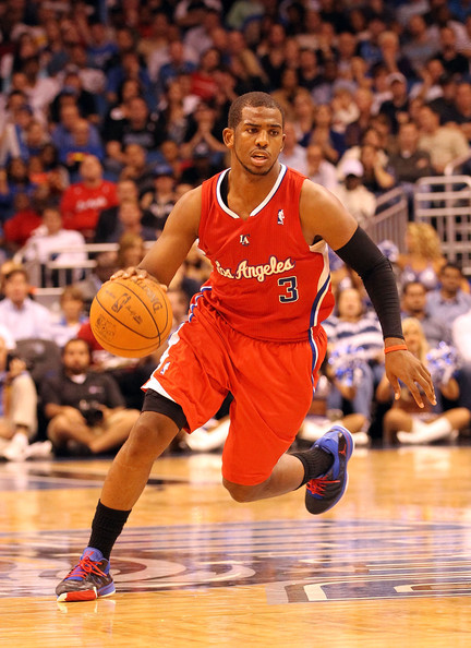Star-studded Official NBA Game To Take Place In South Africa Chris Paul Los Angeles Clippers v Orlando eUYX X0oZd8l