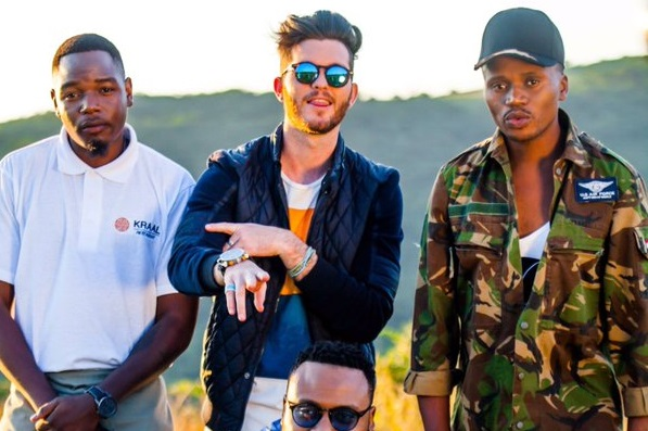 DJ Radix Releases 'Sweet Escape' Music Video Ft Kyle, Reason & Ginger [Watch] CjxS7d2UYAEtj8 1 1
