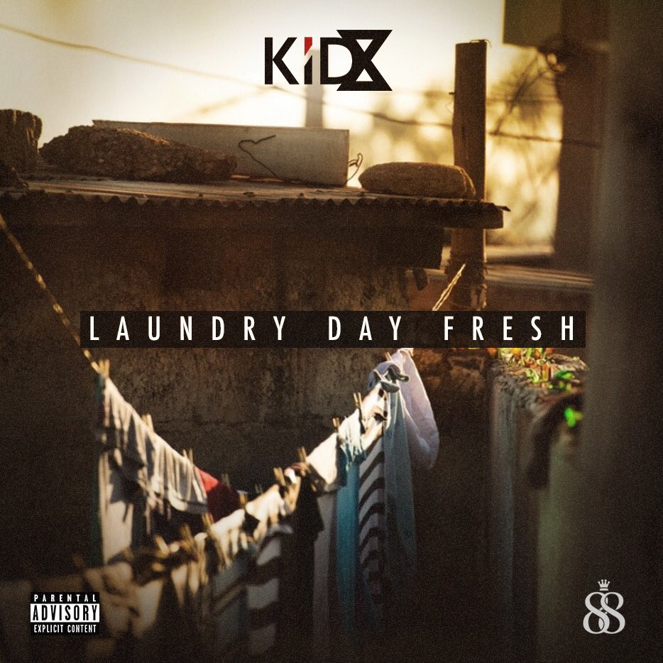 Listen To Kid X's Clean New 'Laundry Day Fresh' Joint CrRfqReWcAASLLB