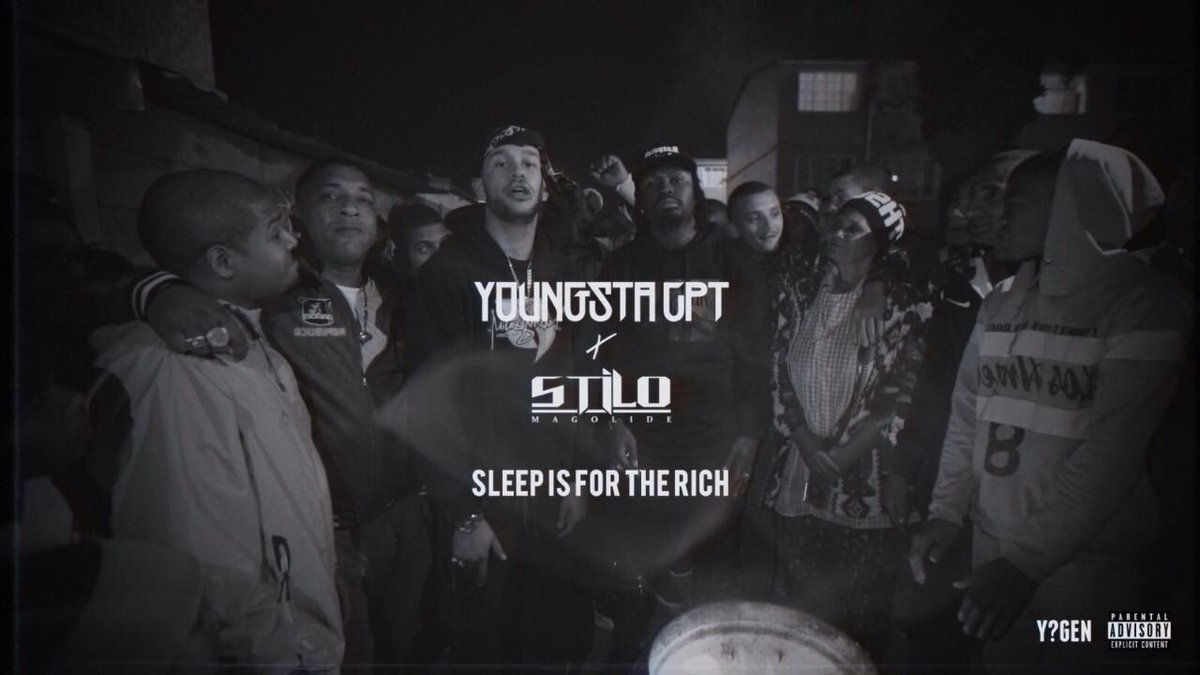 Youngsta Cpt x Stilo Magolide Drop New 'Sleep Is For The Rich' Video [Watch] CtRNpUjWcAEBc b