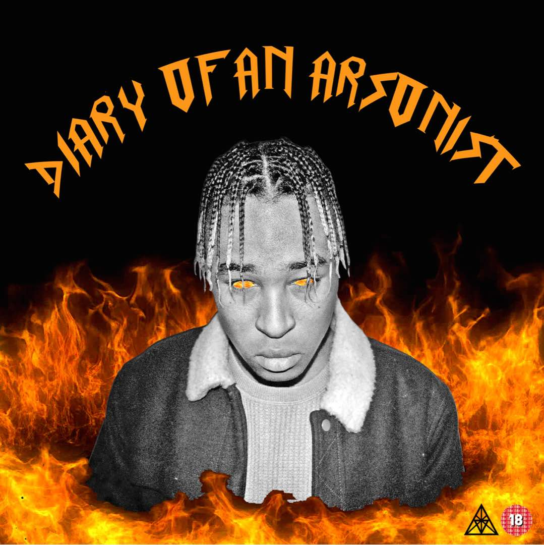 Listen to PatricKxxLee's 'Diary Of An Arsonist' Debut Album DCqQMFOWAAALf9E