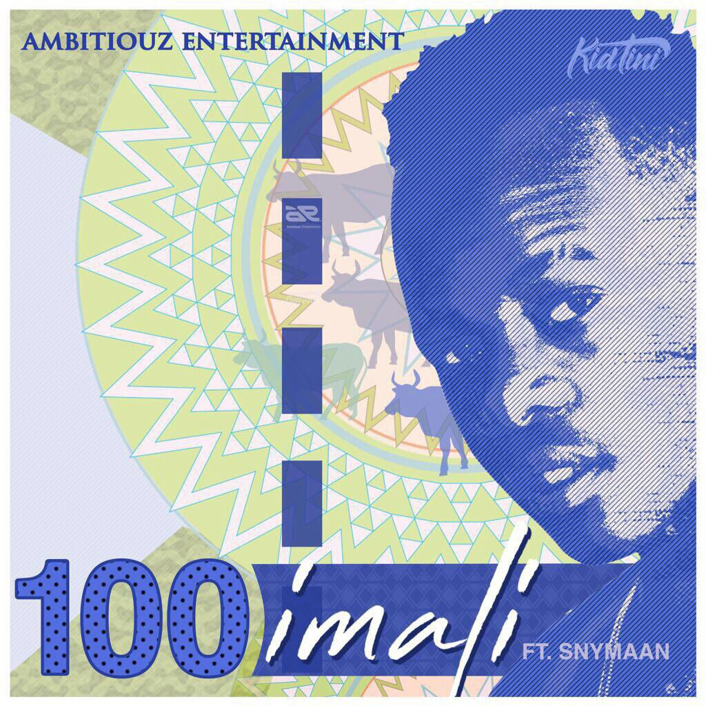 Listen to Kid Tini's New 'Imali' Joint Ft. Snymann DMS2CDhWsAAs2Kk