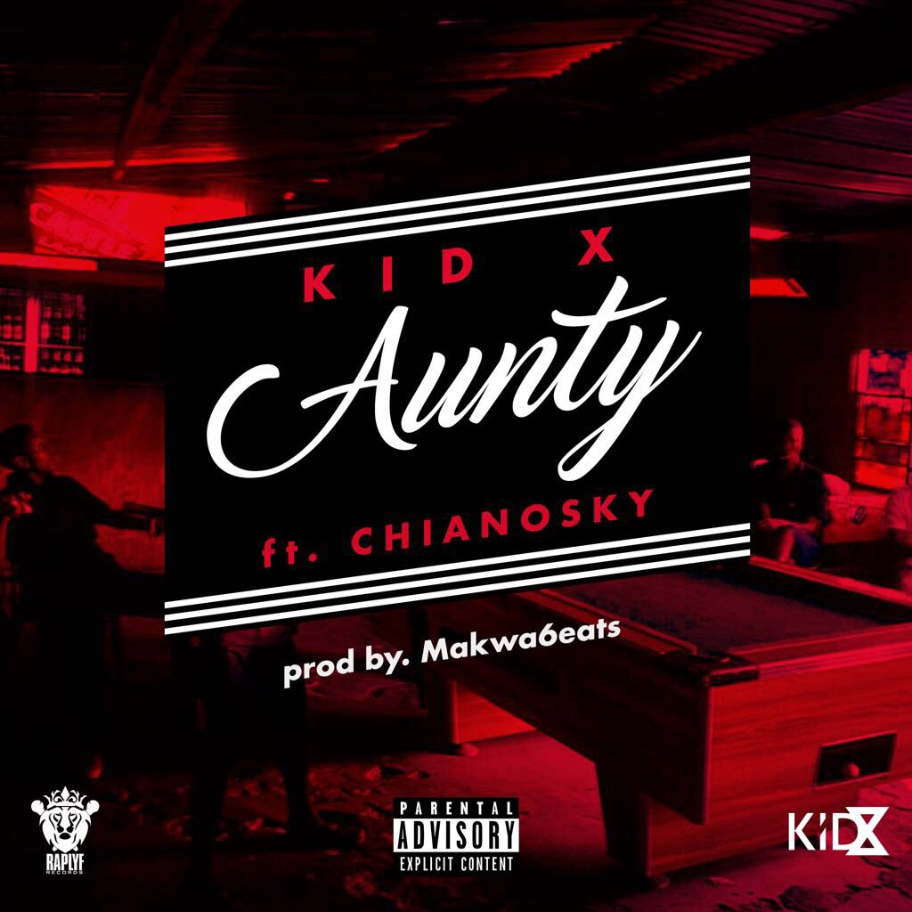 Kid X Drops New 'Aunty' Single Ft. ChianoSky (Listen) DNpa 6rWAAAscil