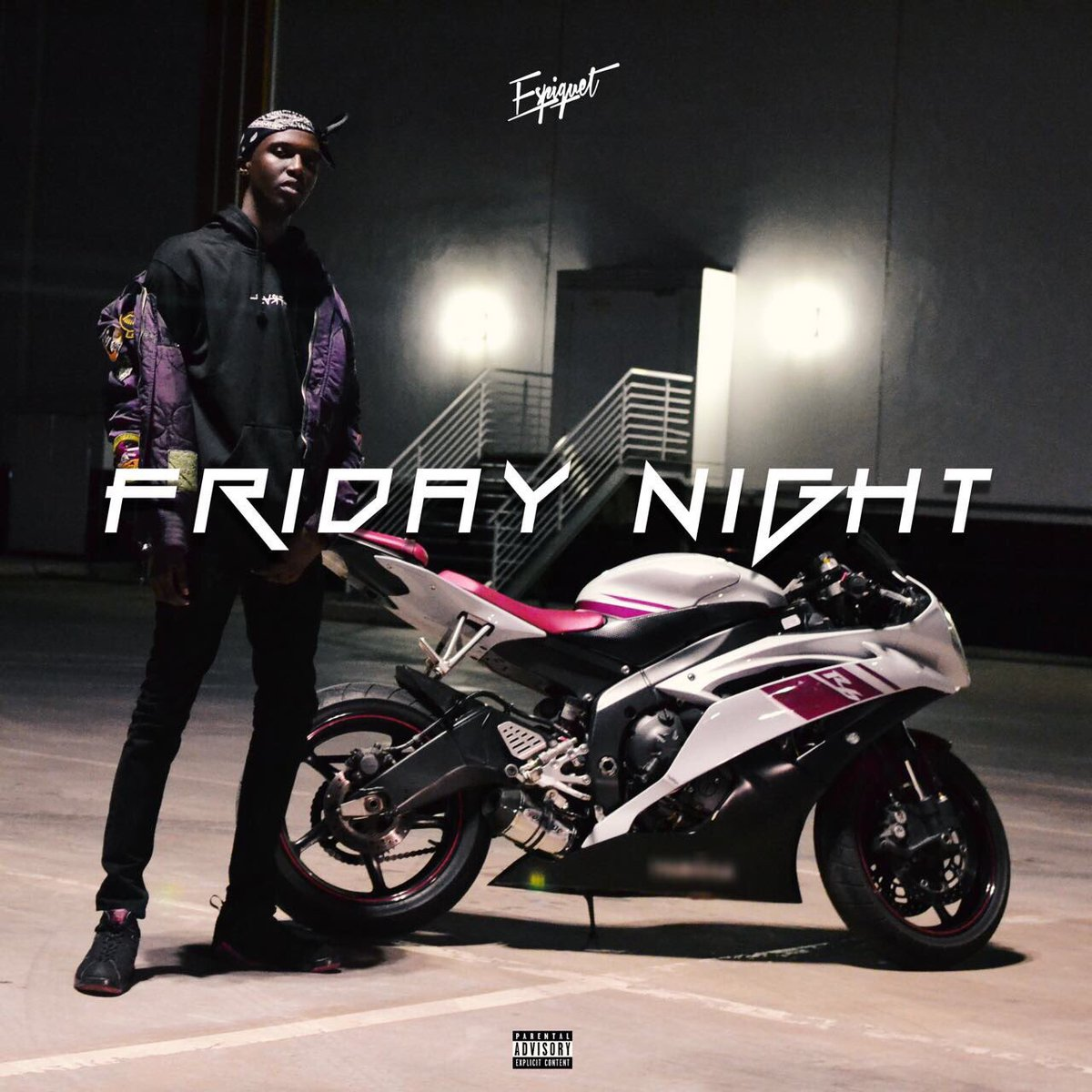 Listen to Espiquet's 'Friday Night' EP DQMgVunX4AEH7jB