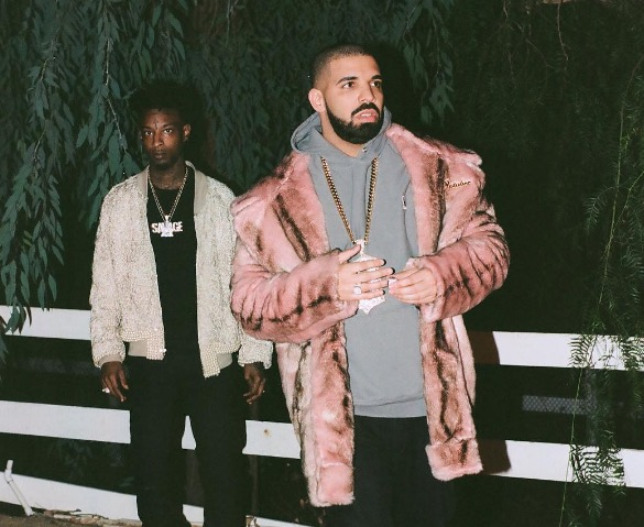 Drake Drops New 'Sneakin' Music Video Ft. 21 Savage [Watch] Drake 21 Savage Sneakin Music Video