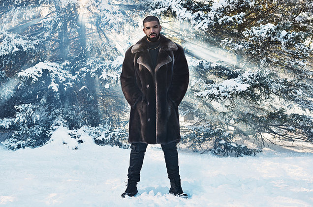 Drake's 'One Dance' Becomes Spotify's Most Streamed Song Ever Drake cr Caitlin Cronenberg 2016 billboard 1548 650 02