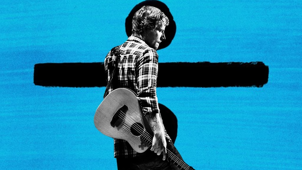 Ed Sheeran's New Album '÷' (Divide) Dropped [Listen] Ed Sheeran 2 e1484364546284 1023x576