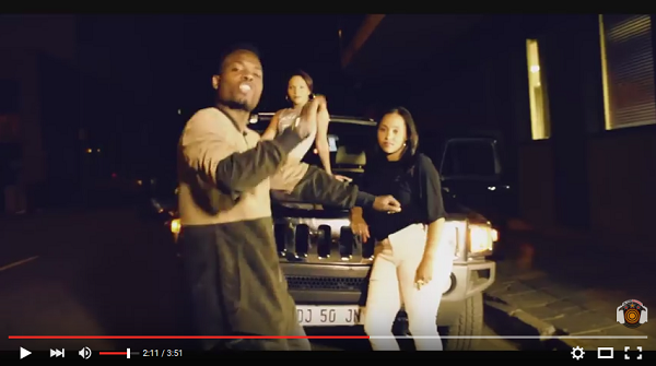 Watch E-Jay's New Video For 'Party Till Ekseni' Ejay