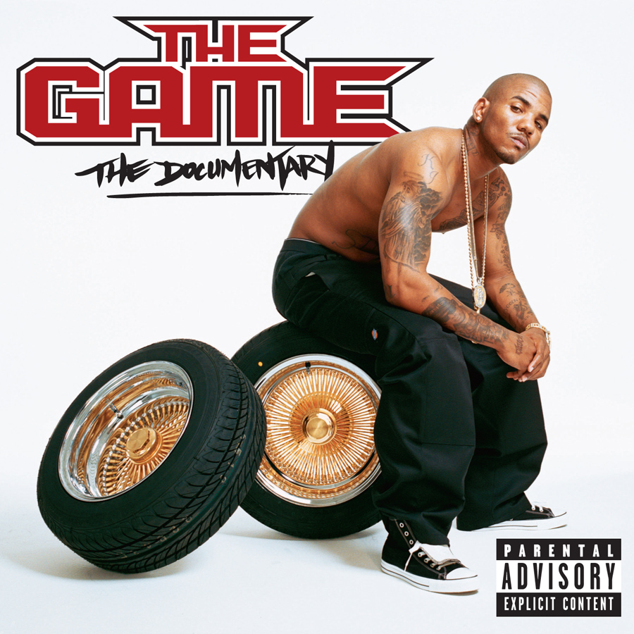 The Game celebrates 10 Year Anniversary of 'The Documentary' Game The Documentary Slang Inc 1