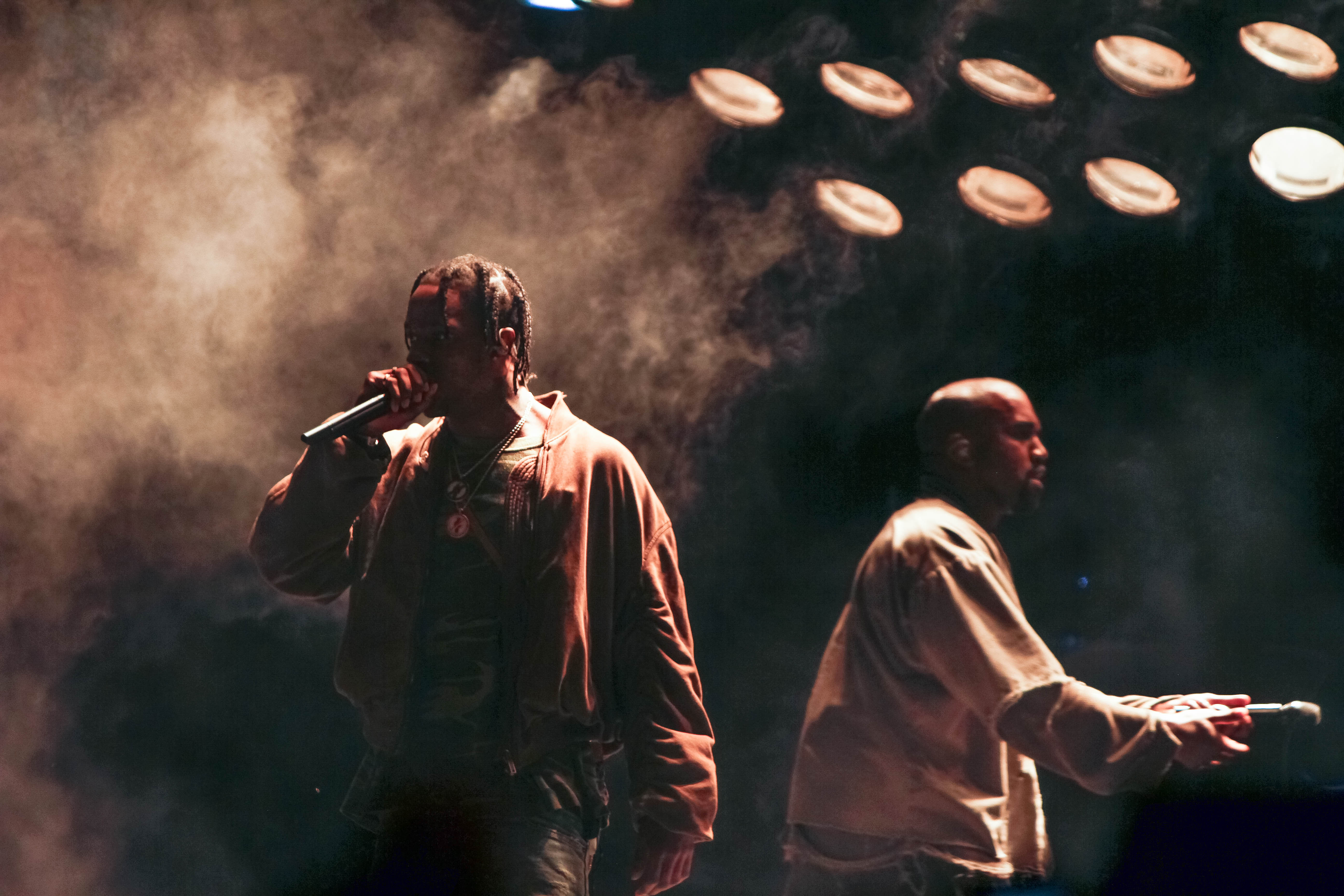 Kanye West Drops First Single From 'Cruel Winter' [Listen] GettyImages 484961416