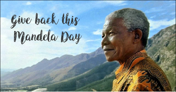 Groupon Aids Giving Back This Mandela Day #GrouponGives GrouponGives Mandela Day