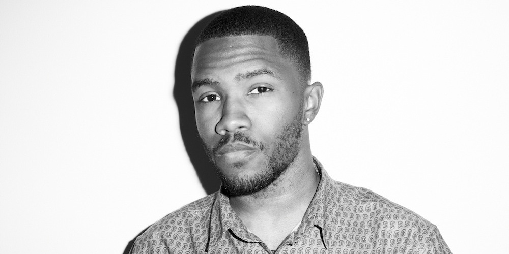 Frank Ocean Launches Mysterious New Live Stream. Is The New Album Here? Hair Temple Fade Frank Ocean