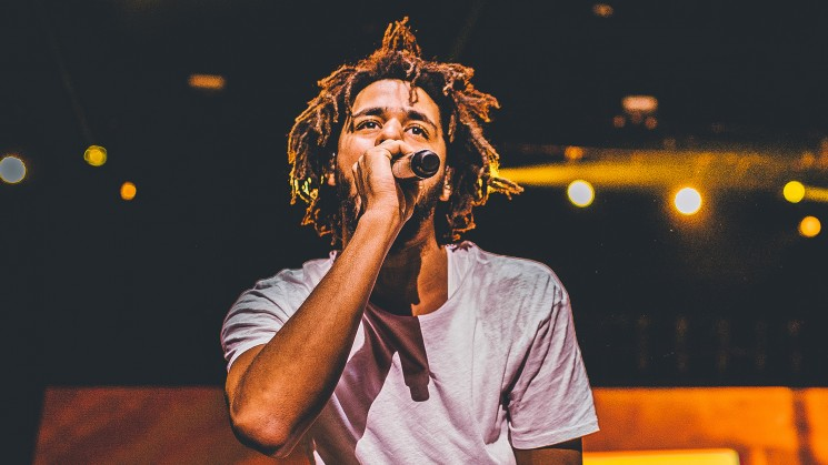 Listen to J.Cole's New 'Want You To Fly' Song Header J cole Daniel Pagan