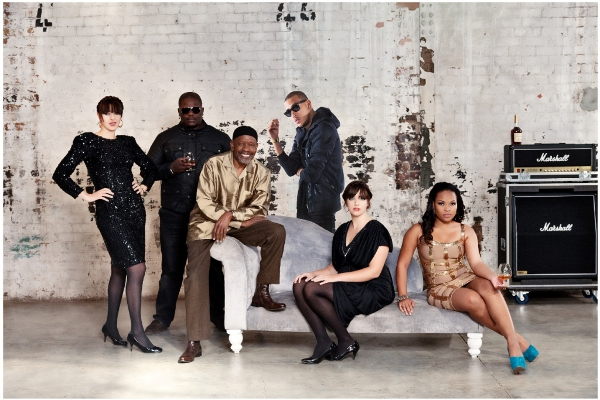Hennessy blends with different artists Hennessy Artistry 2012s