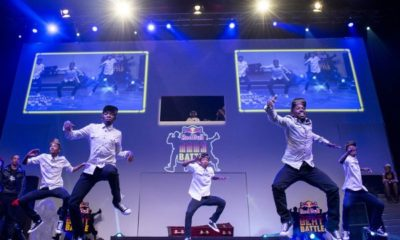 Sbhujwa Kings I.D.A. victorious at Red Bull Beat Battle! I