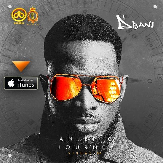D'Banj Collaborates With Cassper Nyovest On His New Single 'The King Is Here' IMG 20150925 111000