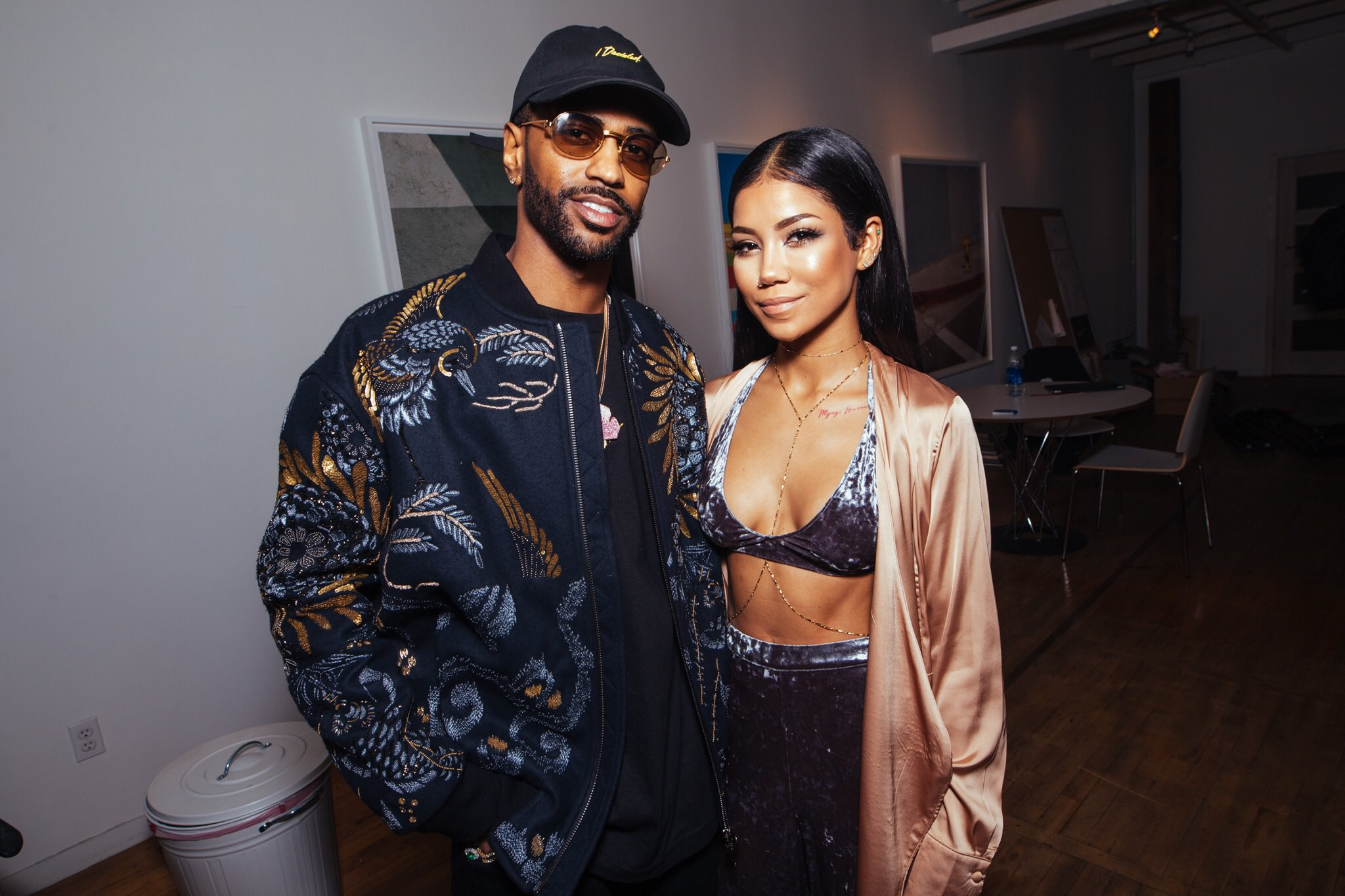 Big Sean And Jhene Aiko #UltimateRelationshipGoals IMG 20170203 085032