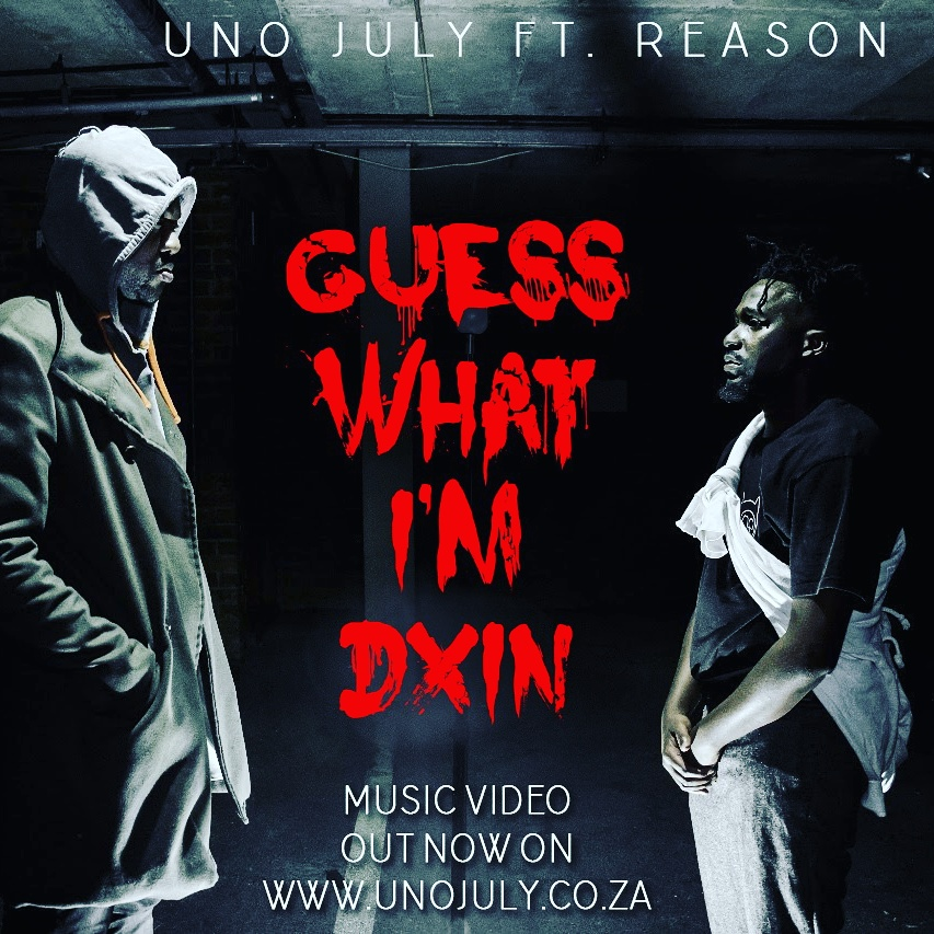 Uno July x Reason Drop New 'Guess What I'm Doin' Video [Watch] IMG 20171003 120918 905
